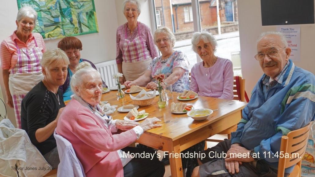 Heswall Methodist Church Friendship Club photo
