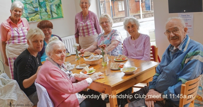 Heswall Methodist Church Friendship Club photo