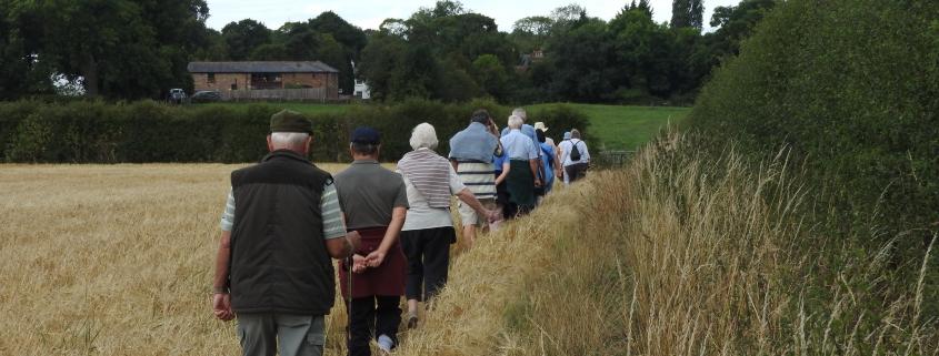 Heswall Methodist Church Walking Group